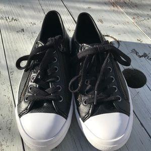 Coach Empire Zipper Sneakers Fashion Shoes